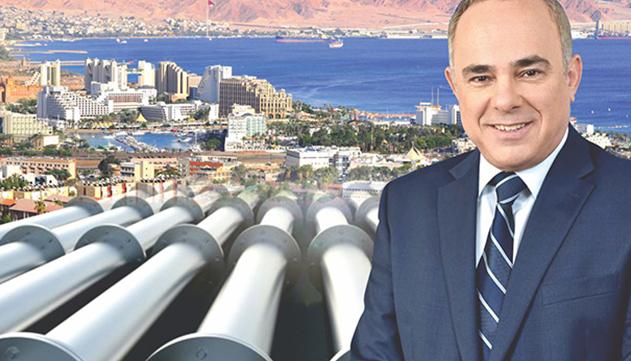 חשיפה: משרד האנרגיה  הודיע כי אין כוונה לקדם הקמת  מתקן גז מונזל באילת