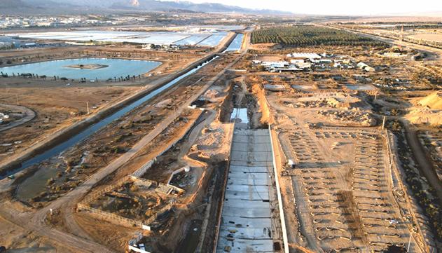 חניון הקרוואנים בחוף המזרחי מתקדם  ובעירייה מבטיחים פתרונות נוספים