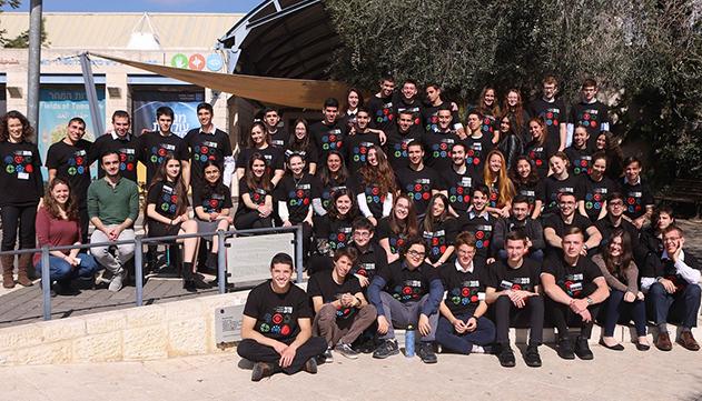 אילת בחוד החנית :תלמידת תיכון  מאילת, בין זוכי תחרות מדענים  ומפתחים צעירים בישראל 2021: