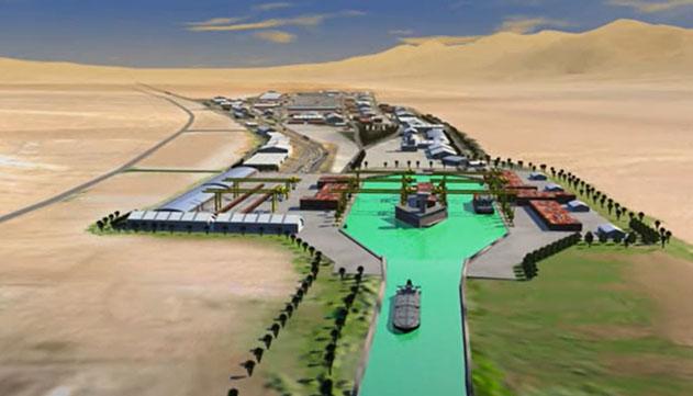 בנמל אילת לא שמעו על התכנית לשלב בניהולו חברה מדובאי