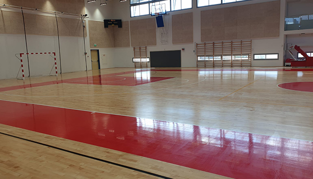 מזל טוב להפועל חבל אילות בכדוריד – חנכה אולם חדש