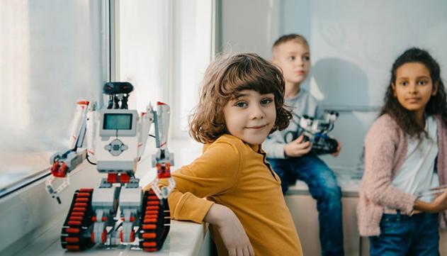 מהם רובוטים לילדים ולמה כדאי לקנות אותם?