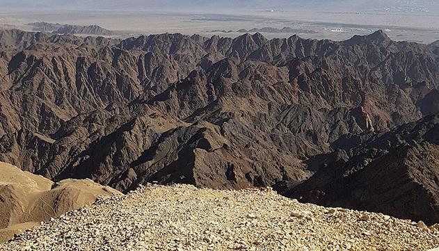 יש מה לעשות בשבת הקרובה: קבלו את  מיני שביל ישראל החדש בהרי אילת