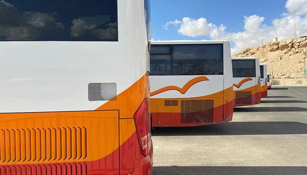 חבל אילות תקבל תקציב לשני  אוטובוסים חשמליים, אך טרם  השיבה את קו 26 לפעילות