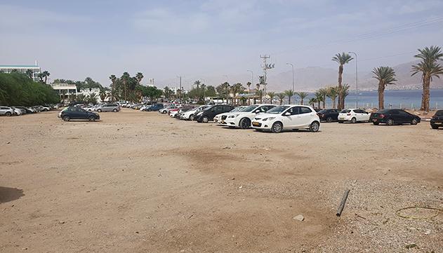 ביהמ''ש ביטל קנסות של אדם שחנה על שטח הכורכר בחוף הדרומי באילת