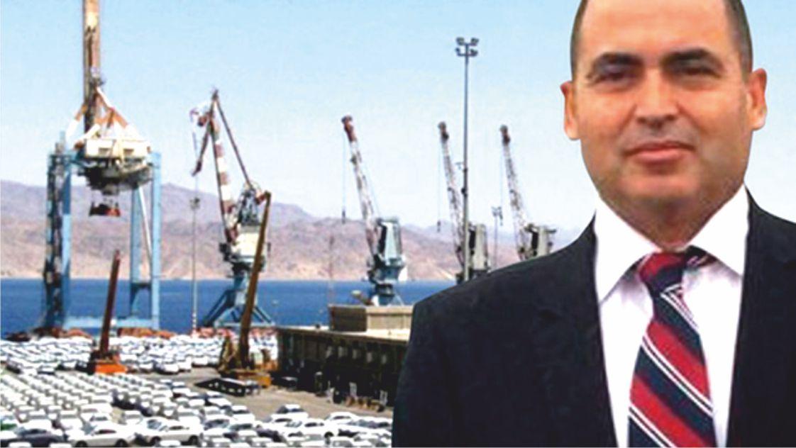 גדעון גולבר: ''נמל אילת לא יוכל  לספק עובדים לנמל אשדוד''