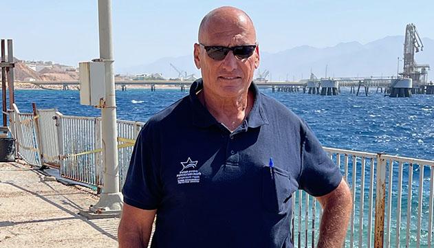 אלי ורבורג: ''התחנה למניעת זיהום  ים באילת צריכה לשנות את ייעודה''