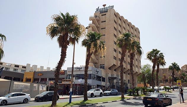 מלון אדומית מבקש לבנות אגף חדש