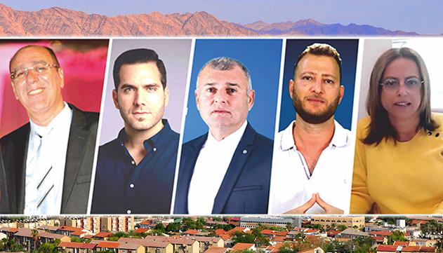 מאיר יצחק הלוי בדרך לכנסת ואילת מתכוננת לבחירות