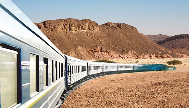 הרכבת לאילת חוזרת למגרה
