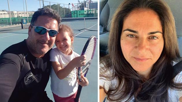 אחרי 28 שנים בטניס - מנהל מרכז  הטניס העירוני, גיל מויאל, פורש