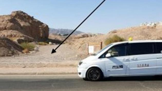 עיריית אילת מבקשת לחבר את רובע 2  וכביש 90 בכביש לצד חניון קרוואנים