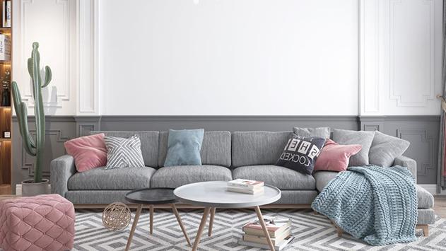 טיפים לעיצוב הסלון