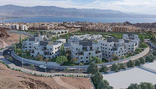 קבוצה בהובלת חברת עץ השקד תקים 140 יח''ד להשכרה ארוכת טווח באילת במודל ''דירה להשכיר''