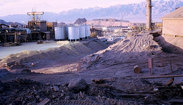 בזמן שמחירי הנחושת בעולם אמורים  לזנק - חברה ישראלית תמשיך  את כריית הנחושת במכרות תמנע