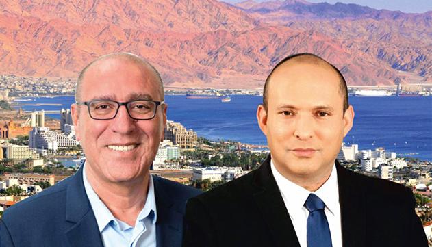 ליאור רביב: ''ייטיב ראש העיר אם  יפסיק להלך איימים על עם ישראל במיתוג אילת כמעוז הקורונה''