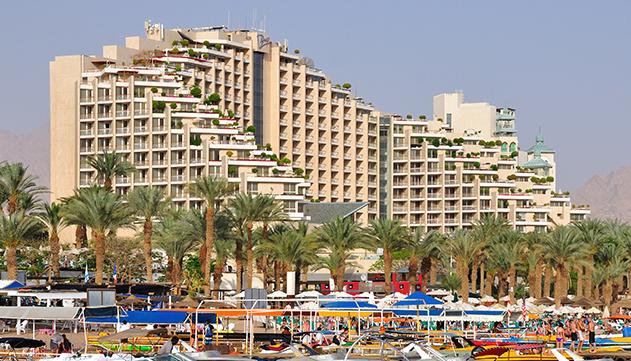 מגזין התיירות קבע:  המלונות הכי טובים? לא באילת