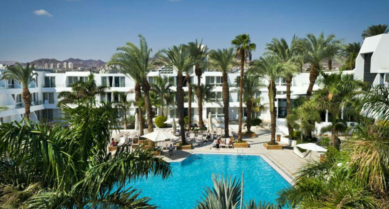 מלון אסטרל פאלמה באילת מתחדש בהשקעה של 15 מיליון שקל