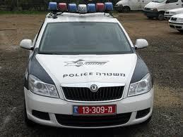 הנהג נמלט מהשוטרים וסיכן את תושבי העיר