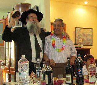וידיאו: מאיר יצחק הלוי ביידיש