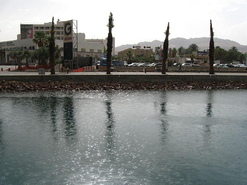 בתחילת הקיץ: גשם וסופות רעמים