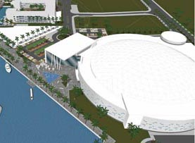 'פארק הקרח' ייפתח ב-11.11.11