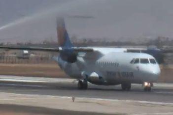 'ישראייר' חנכה מטוס חדש