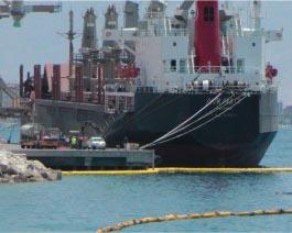 מדוע אושרה כניסת האונייה המזהמת לנמל אילת?