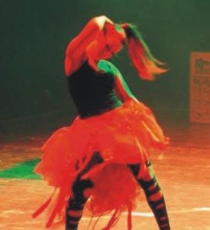 בית הספר מקצועי לריקוד ענבר כהן יגשים לך חלום