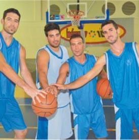קבוצות הכדורסל יצאו לדרך