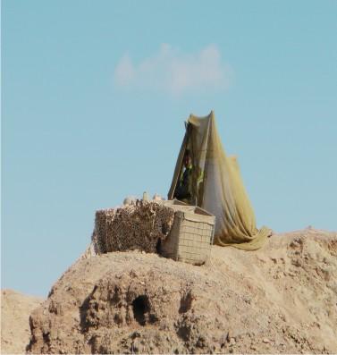 גורם צבאי מוסמך: ''גדר תוקם גם באזור אילת''