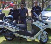 המשטרה פשטה על 'פארק היובל'