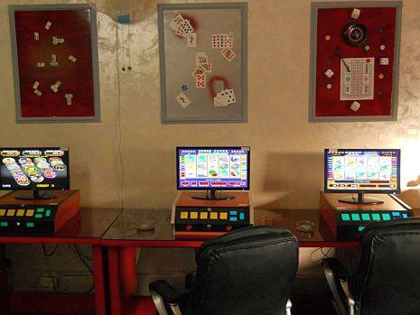 המשטרה פשטה על בתי הימורים