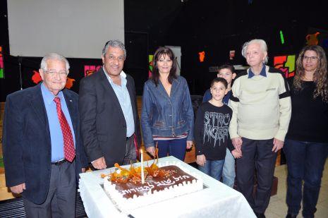 וידיאו: מסיבת יום הולדת לאילתים צעירים