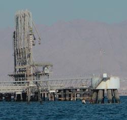 קצא''א מתכננת מתקן גז גדול בנמל הנפט