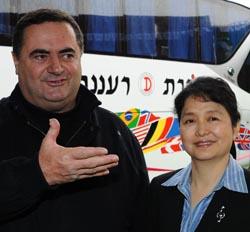 ''ממשלת סין ממתינה לראות האם ישראל רצינית הפעם''