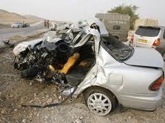 וידיאו: תאונת דרכים קשה ביטבתה