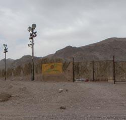 חוות הגמלים' תמוגן מפני שיטפונות