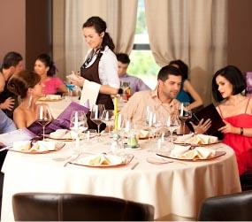 ארוחה עסקית