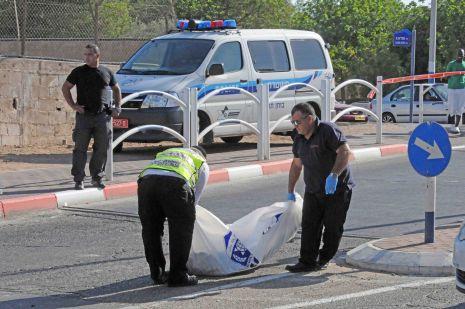 תאונה קשה: רוכב אופניים נהרג באזור התעשייה