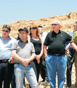 ראש הממשלה החליט: גדר גם בגבול ישראל-ירדן