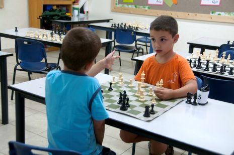 אלופי אילת לילדים ונוער בשחמט