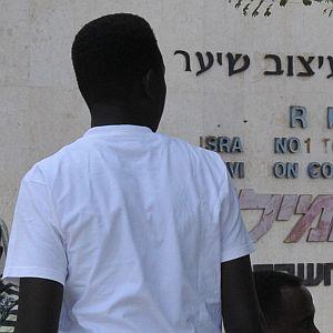 המשטרה: לא בוצע לינץ' בפליט הסודני