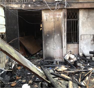 שריפה נוספת ב'סינג סינג'