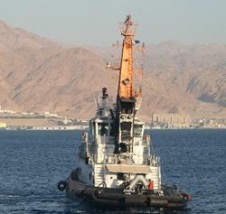 עובדי הגוררות שיבשו את פעילות הנמל