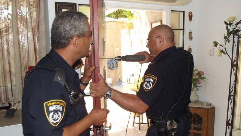 השוטרים למען הקהילה
