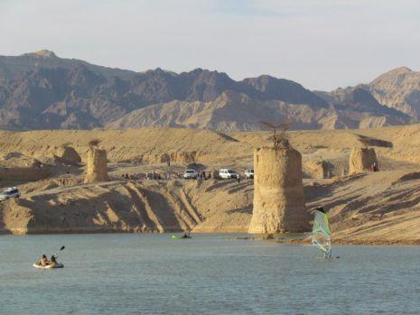 האם ניתן להפוך את האגם החדש לאטרקציה תיירותית?