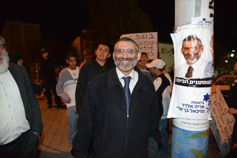 ח''כ בן ארי על המסתננים: המצב באילת טוב יחסית