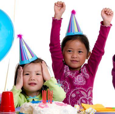 יום הולדת חגיגה נחמדת