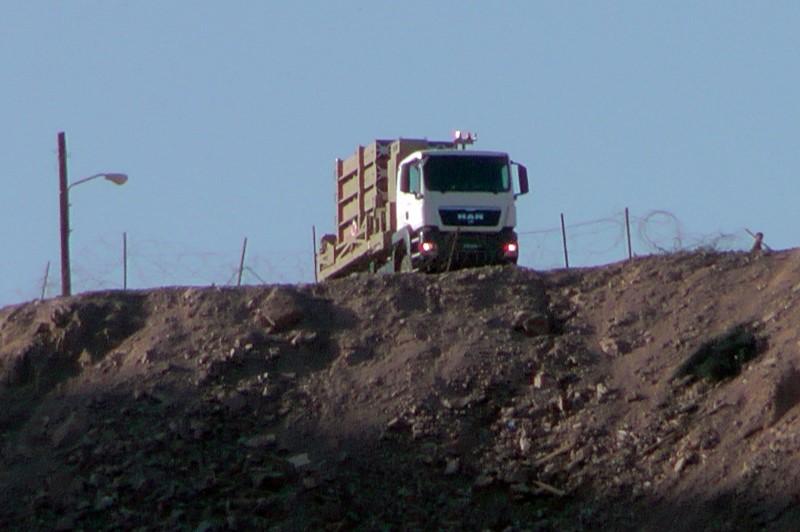 וידיאו ותמונות: 'כיפת ברזל' חזרה לעיר